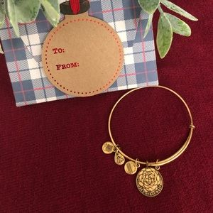 "♦️ALEX AND ANI ""My Other Half"" Gold Bracelet"